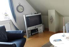 Wohnzimmer im Fischers Friesenhus